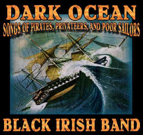 Dark Oceans ~ CD Cover