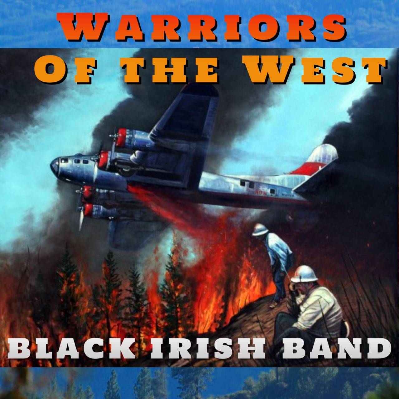 26th Black Irish Band Releasing in the Spring